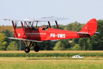PH-VMS - Private de Havilland DH. 82 Tiger Moth