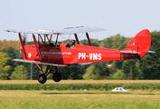 PH-VMS - Private de Havilland DH. 82 Tiger Moth aircraft