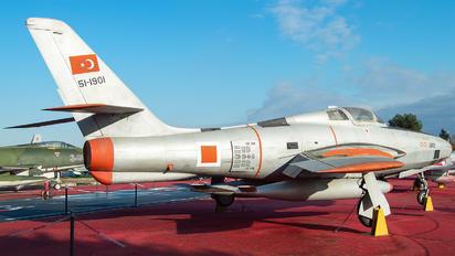 51-1901 - Turkey - Air Force Republic RF-84F Thunderflash