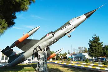 62-12344 - Turkey - Air Force Lockheed F-104D Starfighter