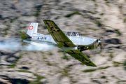 HB-RCH - P3 Flyers Ticino Pilatus P-3 aircraft