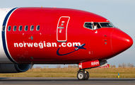 SE-RRH - Norwegian Air Sweden Boeing 737-800 aircraft