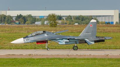RF-34013 - Russia - Navy Sukhoi Su-30SM