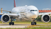 A6-ECV - Emirates Airlines Boeing 777-300ER aircraft