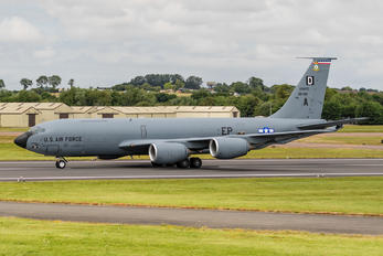 58-0100 - USA - Air Force Boeing KC-135R Stratotanker