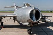 3825 - Czechoslovak - Air Force Mikoyan-Gurevich MiG-15bis aircraft