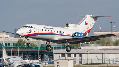 0260 - Czech - Air Force Yakovlev Yak-40