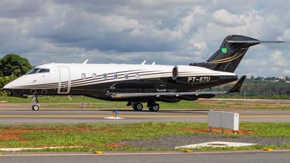 PT-STU - Private Bombardier BD-100 Challenger 300 series
