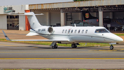 PP-JAW - Private Bombardier Learjet 45