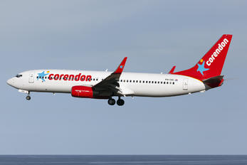 PH-CDE - Corendon Dutch Airlines Boeing 737-800