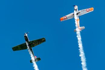 HB-RCQ - P3 Flyers Ticino Pilatus P-3