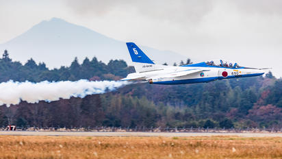 26-5690 - Japan - ASDF: Blue Impulse Kawasaki T-4