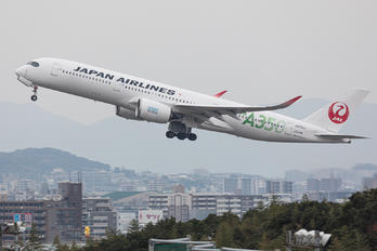 JA03XJ - JAL - Japan Airlines Airbus A350-900
