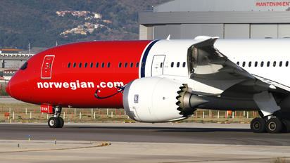 SE-RXM - Norwegian Long Haul Boeing 787-9 Dreamliner