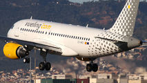 EC-NGB - Vueling Airlines Airbus A319 aircraft