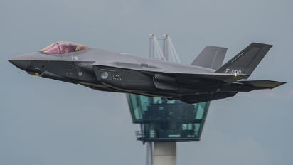 F-008 - Netherlands - Air Force Lockheed Martin F-35A Lightning II