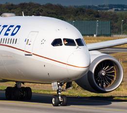 N30913 - United Airlines Boeing 787-8 Dreamliner