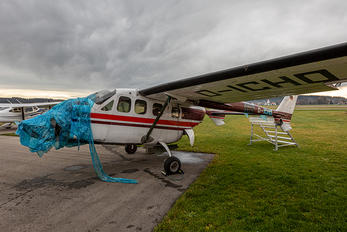 D-ICHO - Private Cessna 337 Skymaster
