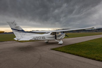 N21746 - Private Cessna 182T Skylane