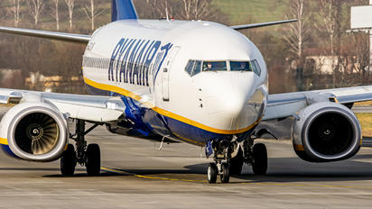 EI-GSG - Ryanair Boeing 737-8AS