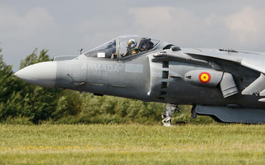 01-925 - Spain - Navy McDonnell Douglas AV-8B Harrier II
