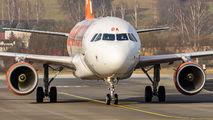 G-EZBA - easyJet Airbus A319 aircraft
