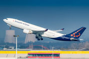 OO-SFT - Brussels Airlines Airbus A330-200 aircraft