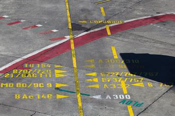 EDDT -  - Airport Overview - Apron