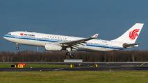 B-6113 - Air China Airbus A330-200 aircraft