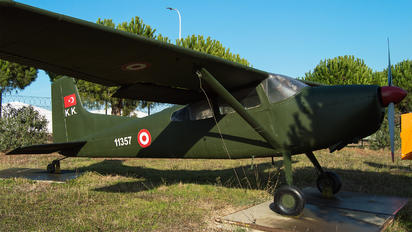 11357 - Turkey - Air Force Cessna 185 Skywagon