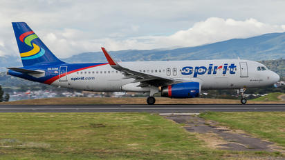N630NK - Spirit Airlines Airbus A320