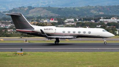 N453FX - Private Gulfstream Aerospace G-IV,  G-IV-SP, G-IV-X, G300, G350, G400, G450