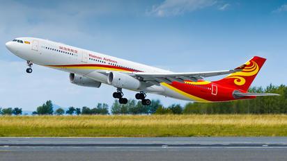 B-1022 - Hainan Airlines Airbus A330-300