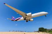 HS-THH - Thai Airways Airbus A350-900 aircraft