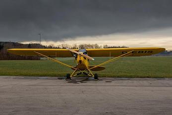 D-EBIS - Private Piper J3 Cub