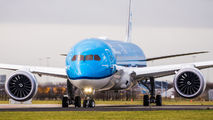 PH-BKF - KLM Boeing 787-10 Dreamliner aircraft