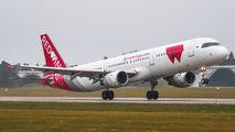 VP-BAN - Red Wings Airbus A321 aircraft