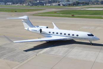 N784AH - TVPX Aircraft Solutions Inc. Trustee Gulfstream Aerospace G650, G650ER