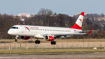 OE-LWK - Austrian Airlines/Arrows/Tyrolean Embraer ERJ-195 (190-200) aircraft