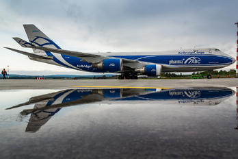 VQ-BHE - Air Bridge Cargo Boeing 747-400F, ERF