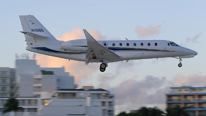 HI1065 - Private Cessna 680 Sovereign