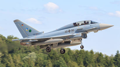 30+95 - Germany - Air Force Eurofighter Typhoon T