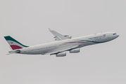 EP-IGA - Iran - Government Airbus A340-300 aircraft