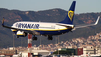 EI-GSJ - Ryanair Boeing 737-800