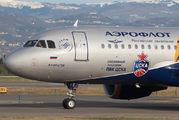 VQ-BEJ - Aeroflot Airbus A320 aircraft