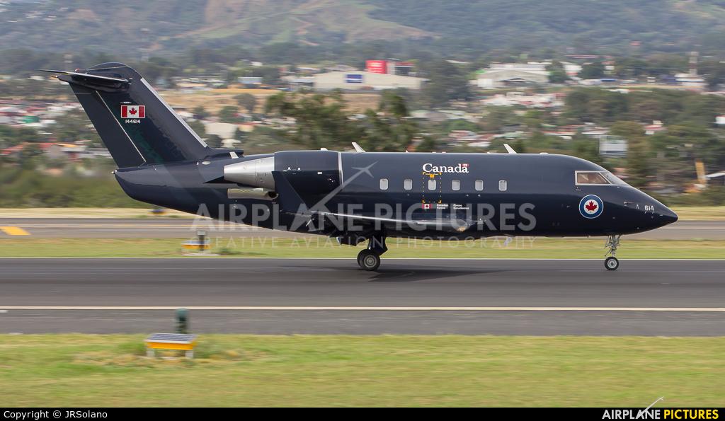 Canada - Air Force 144614 aircraft at San Jose - Juan Santamaría Intl