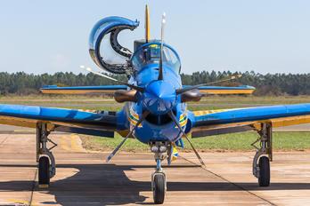 """5724 - Brazil - Air Force """"Esquadrilha da Fumaça"""" Embraer EMB-314 Super Tucano A-29A"""