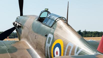 G-ROBT - Flying Legends Hawker Hurricane Mk.I (all models)