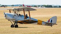 G-ANZZ - Private de Havilland DH. 82 Tiger Moth aircraft
