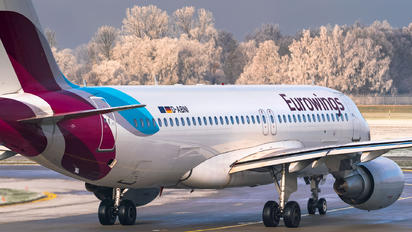 D-ABNI - Eurowings Airbus A320